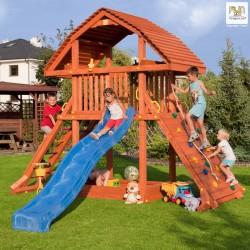 Fungoo GIANT детска площадка с пързалка