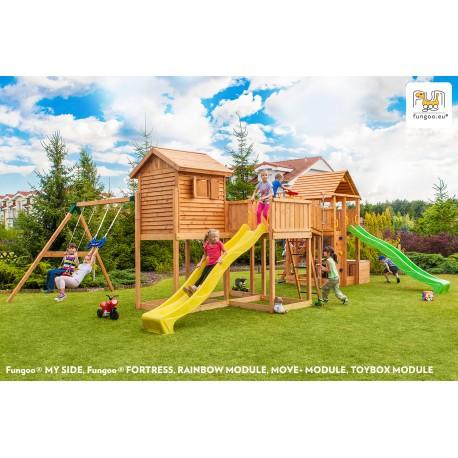 Fungoo MAXI Play box детска площадка