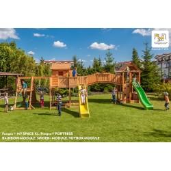 Fungoo MAXI Spider land детска площадка