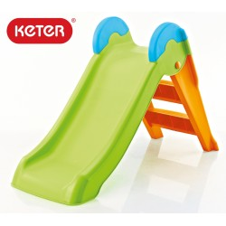 Keter Boogie Slide детска пързалка зелено/оранжево