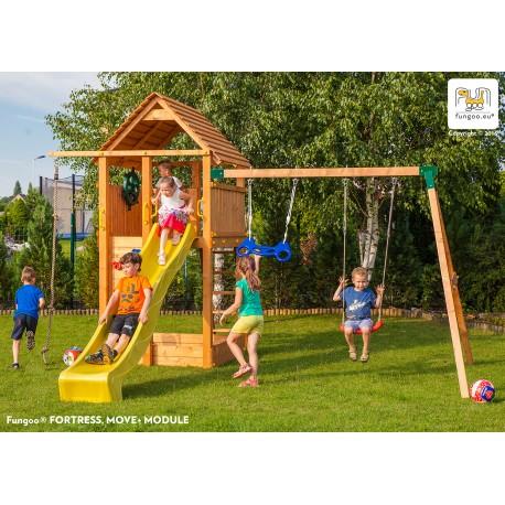 Fungoo Fortress+Move+ детска площадка