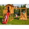 Fungoo MyHouse+Spider детска площадка