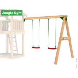 Jungle Gym допълнителен модул с 2 люлки